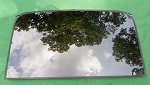 2009 CADILLAC CTS OEM FACTORY REAR SUNROOF GLASS PANEL